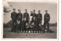 Jaroslavský požární sbor - rok 1942