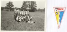 Fotbalisti - starší žáci 1985
