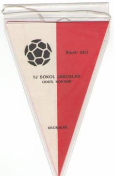 Symbolika TJ Sokol Jaroslav - žáci