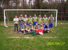 Fotbalisti 2005