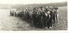 Svazarm 1982-účastníci dukel.závodu branné zdatnosti - memoriál S.Lepšina