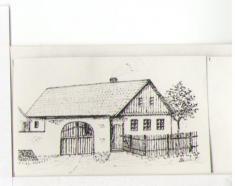 Čp. 7, druhá zetří částí statku pána Jaroslava, později panství Zámrského