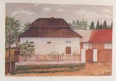 Dříve čp.6, Mlýn - demolice r.1958. Poslední majitel Šoltys Josef