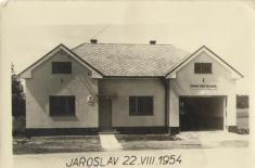 Hotové dílo vroce 1954