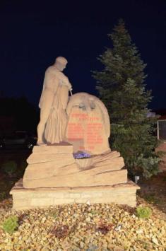 Oprava pomníku